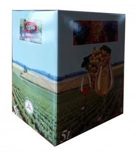 Bag in Box 5L. Rosado